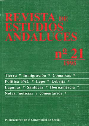Ver Núm. 21 (1995): REVISTA DE ESTUDIOS ANDALUCES (REA)