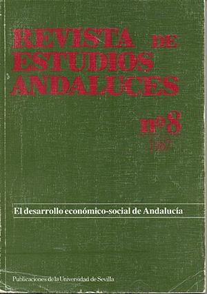 Ver Núm. 8 (1987): REVISTA DE ESTUDIOS ANDALUCES (REA)
