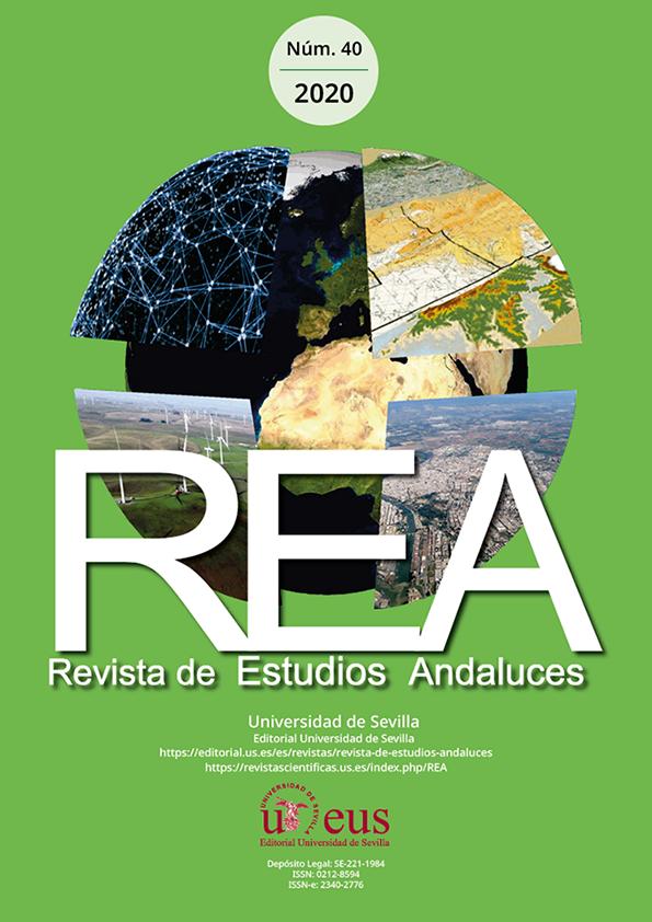 Ver Núm. 40 (2020): REVISTA DE ESTUDIOS ANDALUCES (REA)