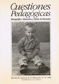 Ver Núm. 12 (1996): Educación y Estado de bienestar