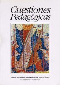 Ver Núm. 10-11 (1994): Ética y Educación en el Mundo Contemporáneo