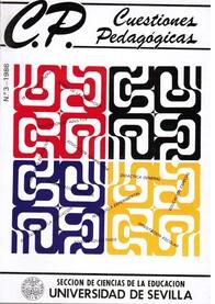 Ver Núm. 3 (1986): Teoría e historia de la educación / Didáctica y organización escolar