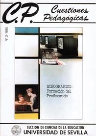 Ver Núm. 2 (1985): Formación del Profesorado