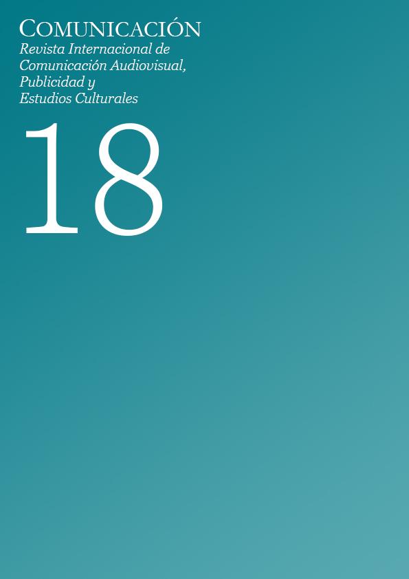 Portada Revista Comunicación Número 18 (2020)