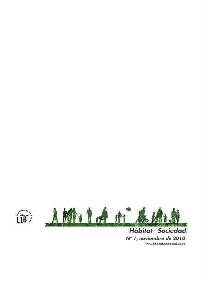 Ver Núm. 1 (2010): Producción y Gestión Social del Hábitat