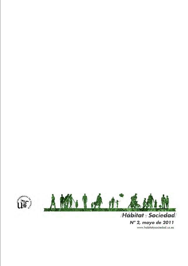 Ver Núm. 2 (2011): Nueva Cultura del Territorio