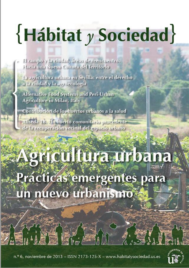 Ver Núm. 6 (2013): Agricultura urbana