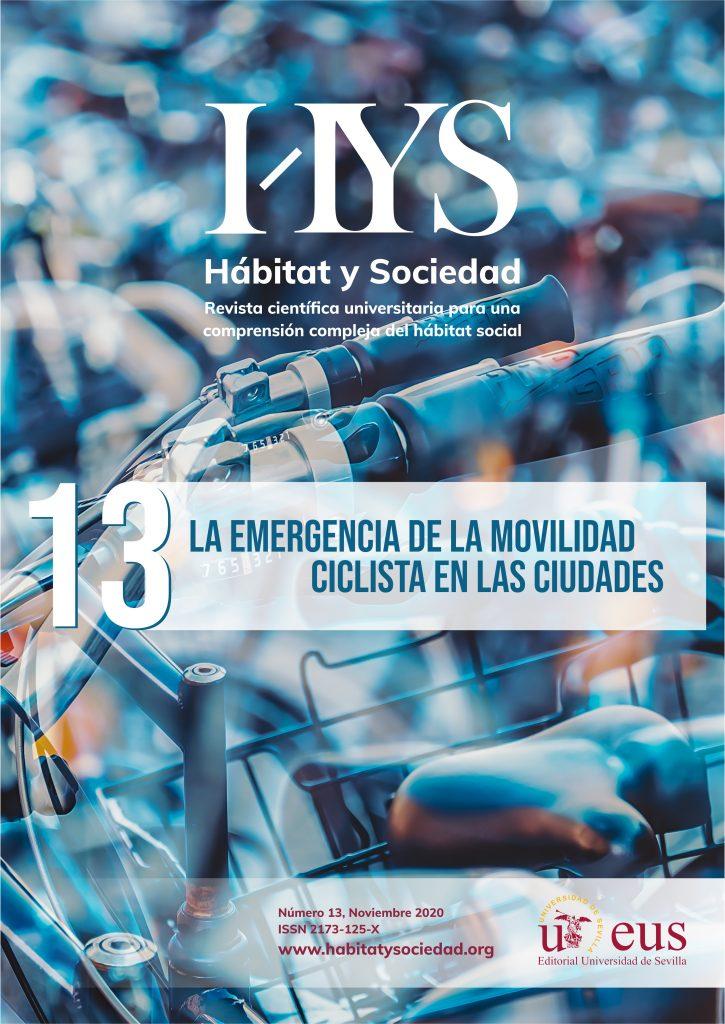 Ver Núm. 13 (2020): La emergencia de la movilidad ciclista en las ciudades