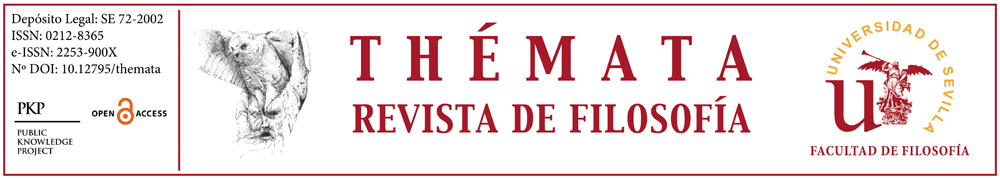 THÉMATA. Revista de Filosofía
