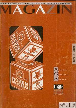 Ver Núm. 13 (2003)