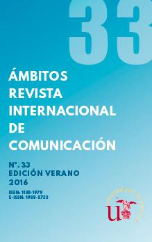 Ver Núm. 33 (2016): Edición Verano