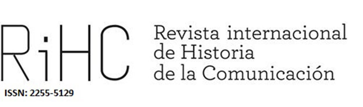 Revista Internacional de Historia de la Comunicación