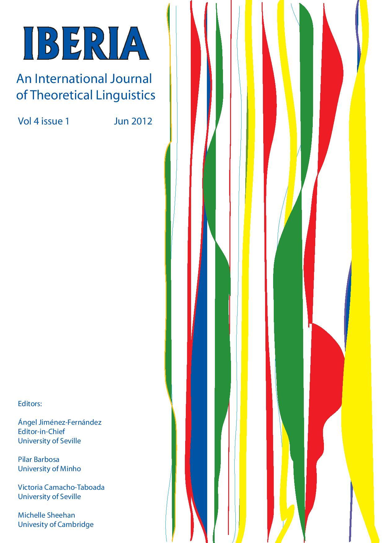 Festschrift to Andrew Radford